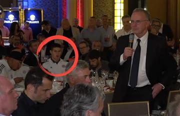 Bayern Múnich: Última y tensa cena con Ancelotti, la cara de James lo dice todo