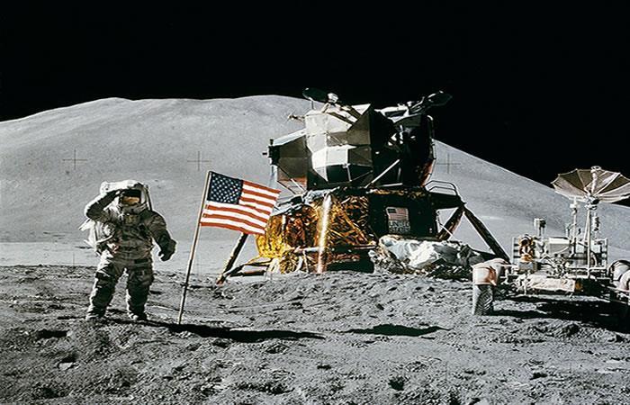 EE.UU y Rusia se unen para construir una estación espacial en la Luna