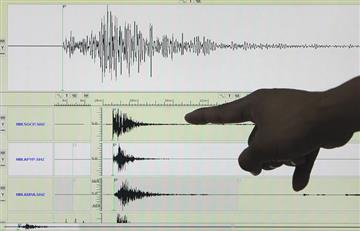 En la frontera de Colombia con Venezuela se presentó un sismo de 3,7 grados
