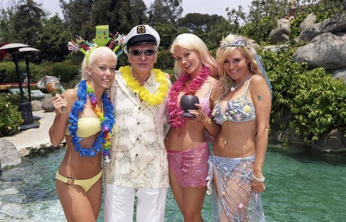 Hugh Hefner: Las 10 portadas de Playboy que no olvidaremos