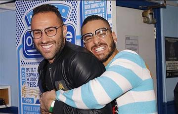 Maluma: Así reaccionó al ver a David Ospina en su concierto