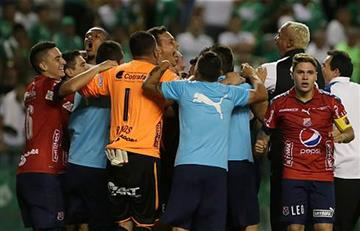 Medellín venció al Cali y es finalista de la Copa Águila 2017