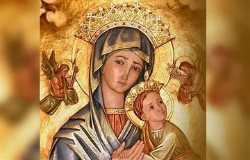 Oración a Nuestra Señora del Perpetuo Socorro para las causas perdidas