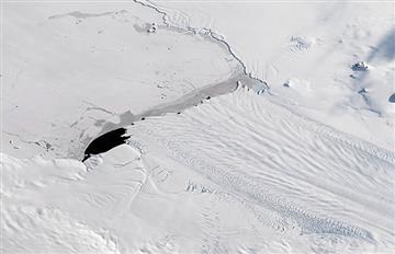 Antártida: Se desprende nuevo iceberg gigante