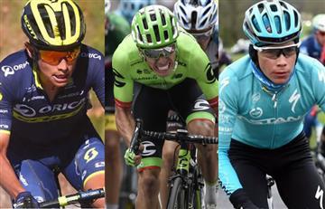 Chaves, Rigoberto y Superman presentes en el Giro de Emilia
