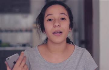 Katrinalieth, hija de Kaleth Morales debuta como 'youtuber' y habló de los 'Morales'