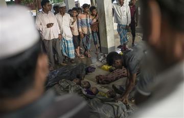 La ONU pide a Birmania parar acciones militares y dar acceso humanitario