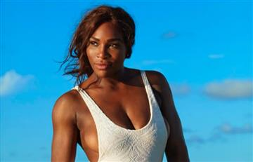 Serena Williams sorprende con renovada foto a un mes de haber dado a luz