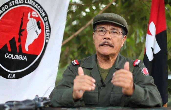 ELN: Alias 'Gabino' le ordena a sus tropas iniciar el cese el fuego