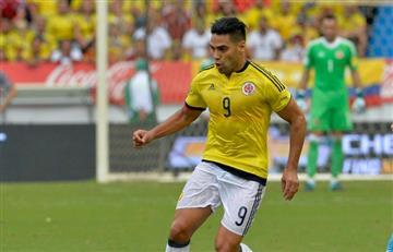 Falcao la clave de la Selección Colombia para ganar contra Paraguay