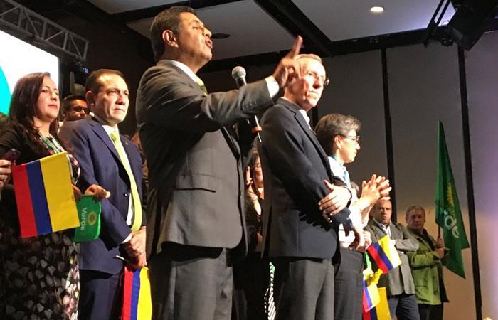 La Alianza Verde lanza fuerte mensaje a Germán Vargas Lleras por no apoyar la JEP