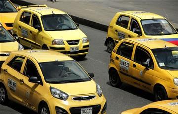 Taxistas convocan paro nacional para el 23 de octubre