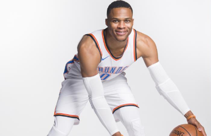 Westbrook firma el contrato más jugoso en la historia de la NBA