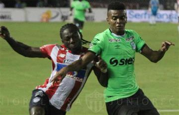 Deportivo Cali en contra del árbitro que pitó el duelo del Junior