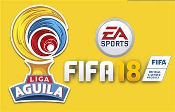 FIFA 18: Este es el mejor jugador de la Liga Águila en el videojuego