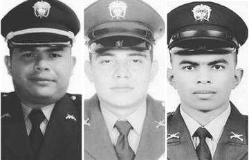 Investigan para encontrar responsables de la muerte de 3 policía en el Cauca