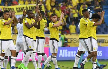 Selección Colombia recibe millonaria multa, no creerás la razón