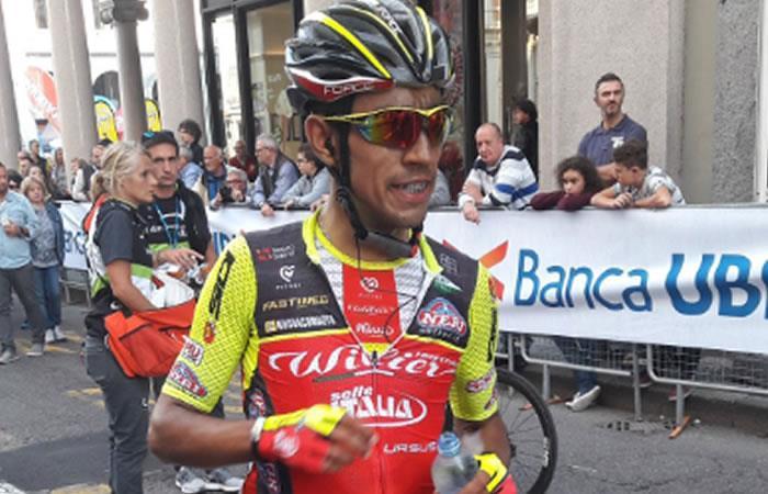 Daniel Martínez se luce en La Tre Valli Varesine y queda entre el top 10