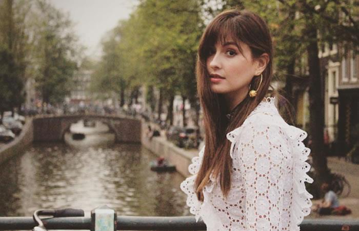 Fashion Week: Taliana Vargas deslumbró en las pasarelas de parís