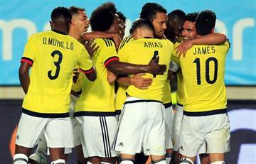 La Selección Colombia ya cuenta con todos sus jugadores