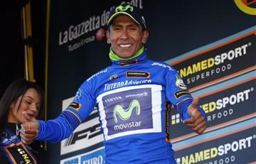 Nairo Quintana comanda el espectacular cartel para el Giro Lombardía