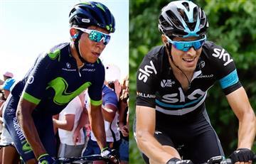 Nairo Quintana y Mikel Landa se encontrarán en la Milán Turín