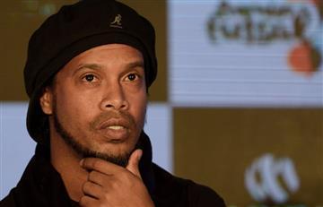 Ronaldinho y Falcao jugarían juntos en este equipo