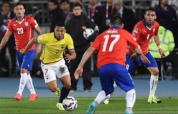 Chile vs. Ecuador: Transmisión EN VIVO online