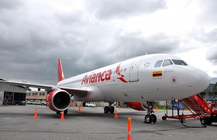 Empleados de Avianca rechazan paro de piloto a través de una carta