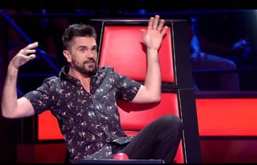 Juanes y la palabra que enseña el lenguaje colombiano en 'La Voz España'