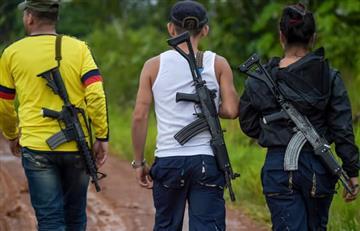 """Disidentes de las Farc: """"La guerra sigue"""""""