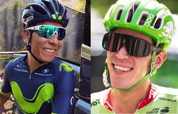 Milán Turín: ¿Dónde y a qué hora ver a Nairo Quintana y Rigoberto Urán?