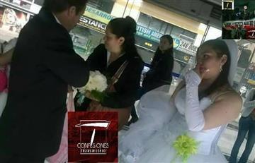 ¿Novio 'chichipato' o la locura de una novia?