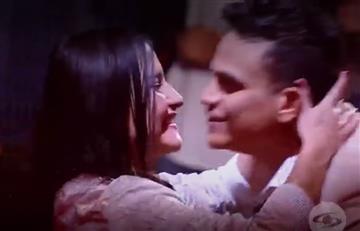 Silvestre Dangond es atacado con un beso en 'A otro nivel'