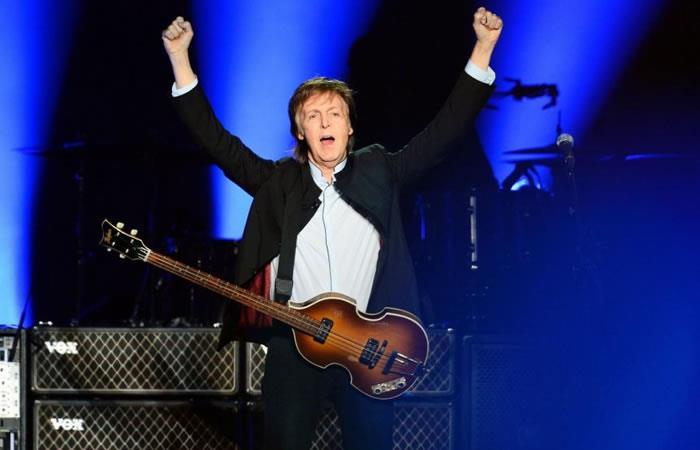 Aplazan concierto de Paul McCartney en Medellín