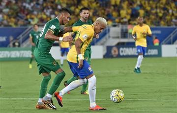 Bolivia vs. Brasil: ¿Dónde y a qué hora ver el partido?