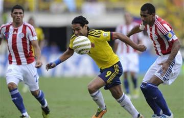 Colombia vs. Paraguay: Así han sido sus últimos encuentros