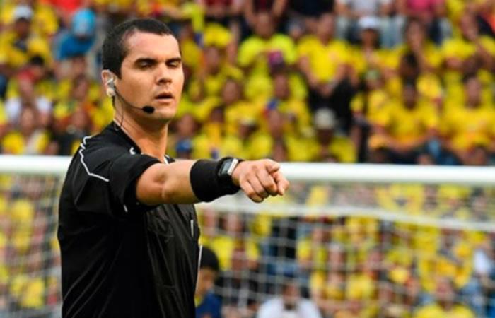 Colombia vs. Paraguay: Este será el árbitro que pitará el partido
