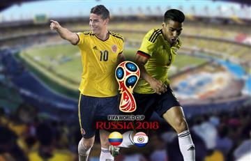 Colombia vs. Paraguay: Transmisión EN VIVO Online
