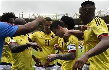 Colombia vs. Paraguay: Transmisión EN VIVO por TV, radio y online