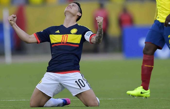 941a4c8f9c5 La Selección Colombia y su gran variedad de camisetas
