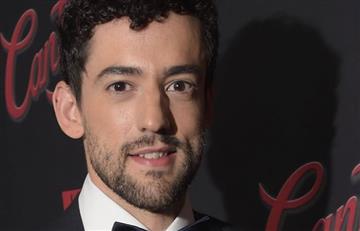 Luis Gerardo Méndez recibe apoyo tras filtración de llamada privada