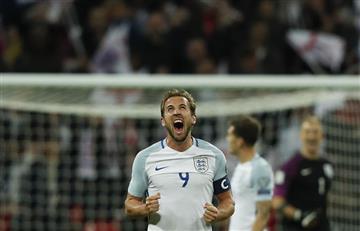 Mundial Rusia 2018: Inglaterra clasifica con gol de Kane