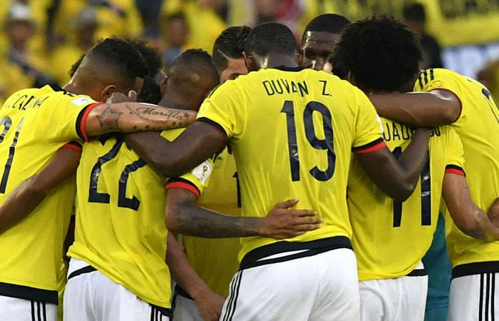 Selección Colombia: Alineación oficial de Pékerman para enfrentar a Paraguay
