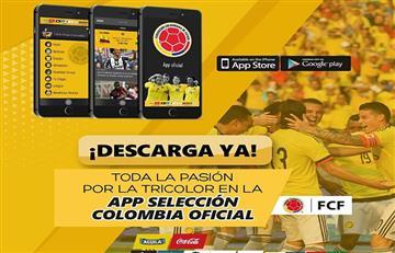 Selección Colombia: Descarga la aplicación oficial de 'Mi Selección'