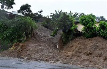 Tormenta Nate deja muertos y desaparecidos en Costa Rica y Nicaragua