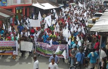 Tumaco: Protestas de cocaleros deja cuatro muertos y 14 heridos