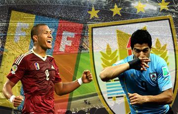 Venezuela vs. Uruguay: Transmisión EN VIVO por TV, radio y online