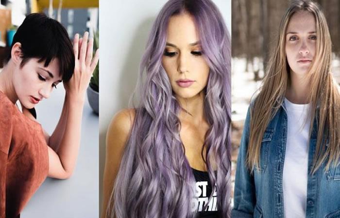 5 tonos de cabello que te hacen lucir con más años encima