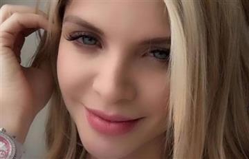 Angélica Jaramillo vuelve con un vibrante desnudo luego de dar a luz